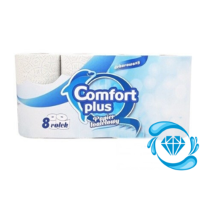 papier toaletowy comfort plus